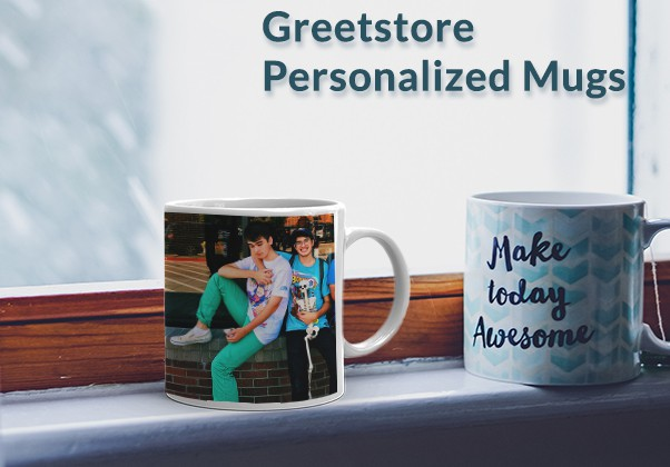 Also Available Personalized Mugs | Greetstore